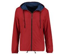 Leichte Jacke - rosso scarlatto