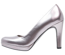 High Heel Pumps pewter