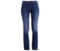 UPTOWN MONA Jeans Straight Leg darkblue dneim