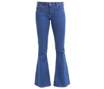 PEACE Flared Jeans dark glam