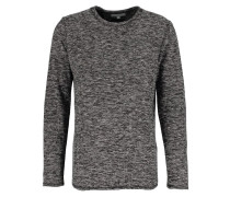 Strickpullover - dark grey
