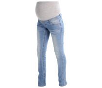 MLCLARA - Jeans Straight Leg - light blue denim
