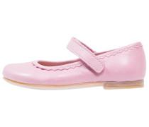 Riemchenballerina rosa