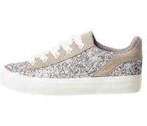 PLATA - Sneaker low - silver