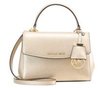 AVA XS CROSSBODY 18K - Handtasche - pale gold