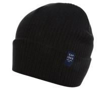 Mütze true black