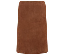 Lederrock light brown