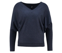 DOLLIE Strickpullover midnight blue melange
