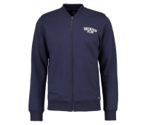 PINEVILLE - Sweatjacke - navy blue