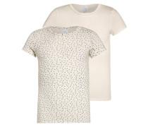 2 PACK Unterhemd / Shirt offwhite