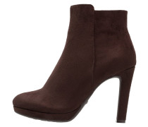 Ankle Boot coffee