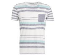 TOHEMI - T-Shirt print - white waterfall/green