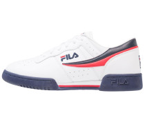 ORIGINAL FITNESS LOW SMU - Sneaker low - white/navy/red