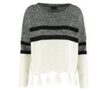 Strickpullover - off white