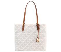 BEDFORD - Shopping Bag - vanilla
