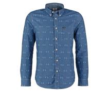 REGULAR FIT Hemd snorkel blue