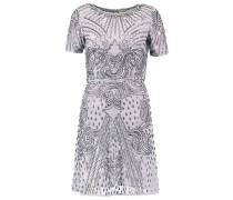 TARALINE Cocktailkleid / festliches Kleid light grey