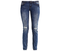NOVA Jeans Slim Fit mid stone wash
