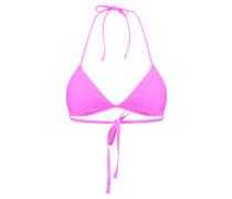 Bikini-Top - fuschia