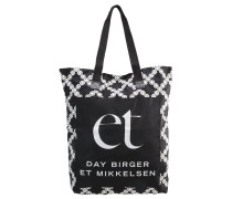 DAY CARRY - Shopping Bag - black