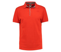 Poloshirt - fiery red