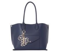 DOCKIE - Shopping Bag - navy