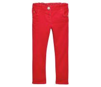Stoffhose red