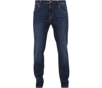 Jeans Relaxed Fit darkblue