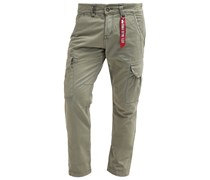 AGENT Cargohose light olive