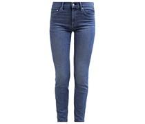 Jeans Slim Fit vintage mid