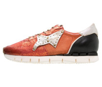 MACCHIA Sneaker low fire/arancio/bianco/dark