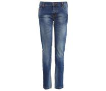 SALVA Jeans Straight Leg stone used