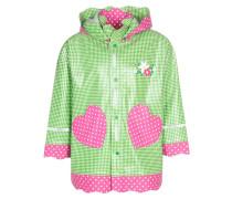 Regenjacke / wasserabweisende Jacke grün