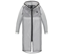INFLUENCE Parka transparent frosted