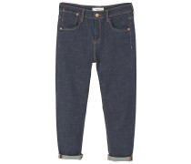 Jeans Tapered Fit - open blue