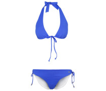 TIZIA SET Bikini blue