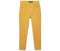 HIGH Jeans Skinny Fit mustard