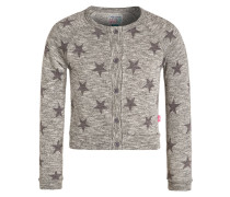 ESTELLA Sweatjacke grey melee