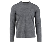 PENT Strickpullover charcoal