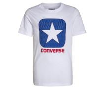 MESH BOX TShirt print white