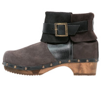 NORA Plateaustiefelette anthracite