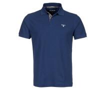 Poloshirt - deep blue/dress tartan
