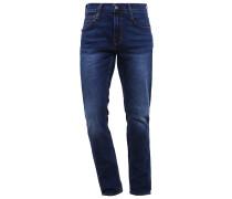OREGON Jeans Tapered Fit darkblue denim