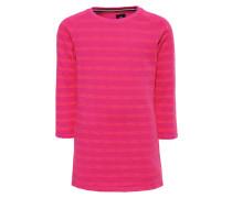 SHARE Jerseykleid shocking pink