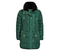 Wintermantel green