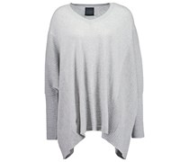 CARLA Strickpullover grey