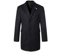 STARTFORD Wollmantel / klassischer Mantel schwarz