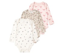 3 PACK Body pink/multicolor