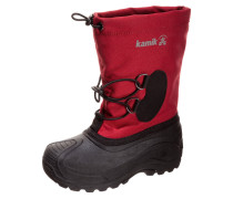 SOUTHPOLE 3 Snowboot / Winterstiefel red