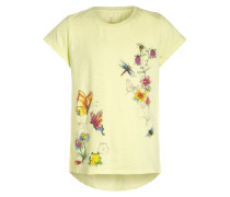 BUTTERFLY - T-Shirt print - green
